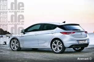 Opel K 2016 2017 Opel Comeback Opel Blitzer