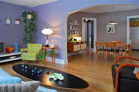 1950s blue and paint on pinterest salon duvarı i 231 in renk se 231 imi yapı dekorasyon 360
