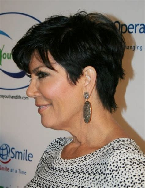 pic of back of kris jenner hair cut new kris kardashian haircut trendy of 2015 jere haircuts