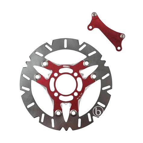 Piringan Cakram Disk Brake Inova jual fast bikes piringan rem cakram disc brake for beat fi merah 260 mm harga