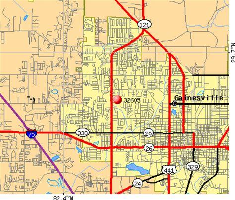 zip code map gainesville fl gainesville zip code map zip code map