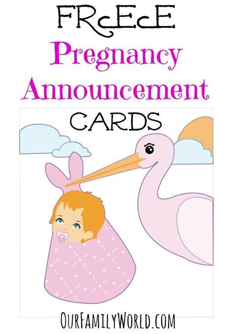 pregnancy announcement cards 756 best pregnancy announcement ideas images on