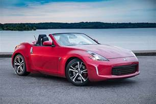 Nissan Roadster Review Nissan 370z Roadster Drop The Top And