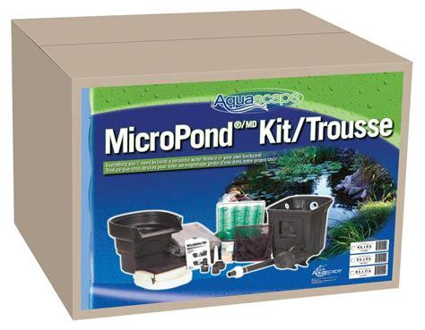 backyard ponds kits micropond kit pond kits pond and pondless kits water garden water garden
