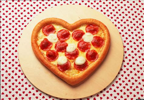 domino pizza of the day domino s japan debuts heart shaped pizza for valentine s