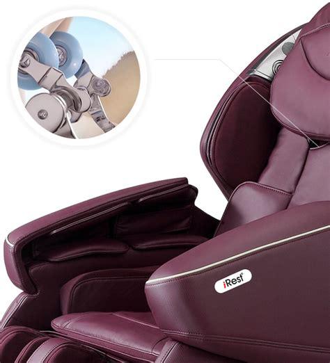 massaggiatore per poltrona poltrona massaggiante komoder km7800 italia