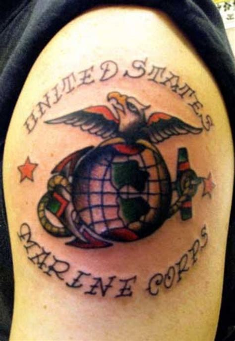 marine corps tattoo designs united states marine corps design in war