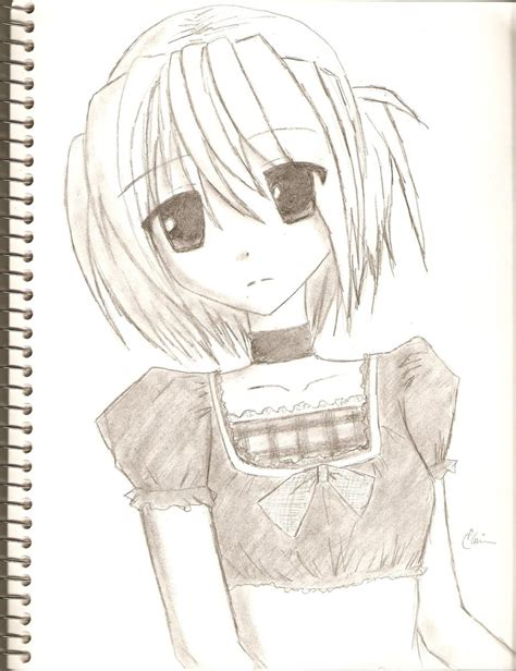 Anime Sketches by Anime Sketches Www Imgkid The Image Kid Has It