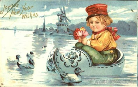 Shoe Year Wishes by 724 Best Images About Vintage European Happy New Year