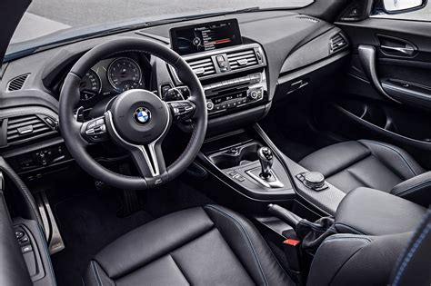 Bmw Interior by 2016 Bmw M2 Test Review Motor Trend