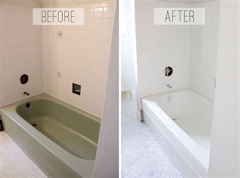 paint for bathtubs and showers to spray or not to spray a bathtub that is the