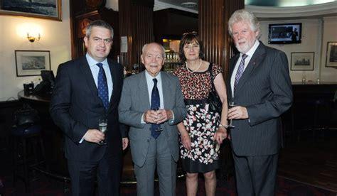 patrick duffy birthday sir patrick duffy celebrates 95th birthday in london the
