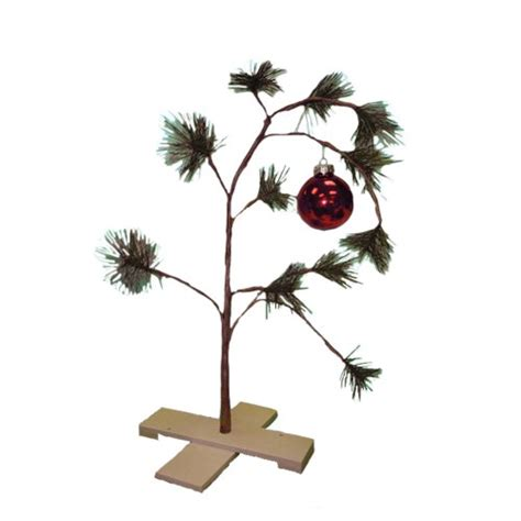 charlie brown christmas tree musical 19 99