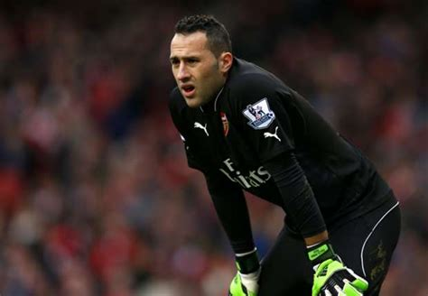 epl goalkeepers ospina premier league keepers are two heads taller than
