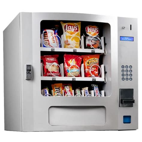 Countertop Vending Machine by Seaga Sm16s Countertop 24 Select Snack Vending Machine