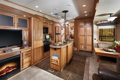Travel Trailers With Bunk Beds Floor Plans Luxury Toy Haulers