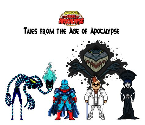Age Of Apocalypse Vol 2 Weapon Omega Marvel Graphic Novel Ebook age of apocalypse marvel microheroes wiki