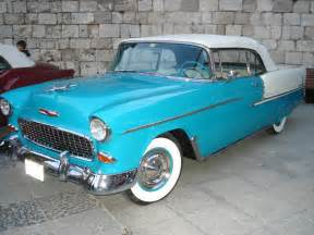 panoramio photo of chevrolet bel air convertible 1955