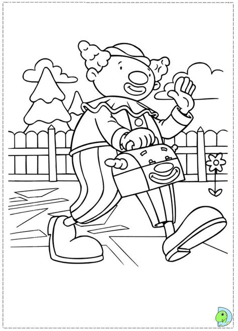 Pb J Coloring Pages by Pb J Otter Coloring Pages