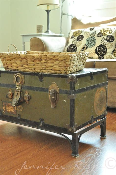 Coffee Tables Trunks 17 Best Ideas About Trunk Coffee Tables On Pinterest Trunk Table Trunks And Storage Trunk