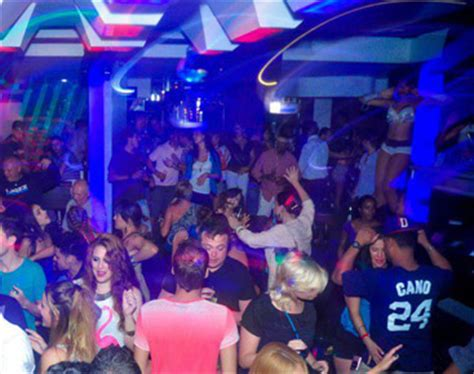 blue light punta cana punta cana nightlife a on the town iheartdr