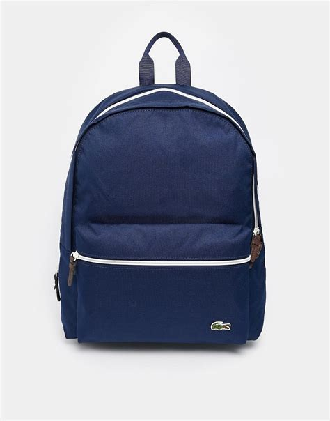 Backpack Lacoste lacoste backpack lookup beforebuying