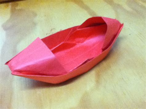 how to fold a paper boat a4 how to make an origami boat paper san or motorboat