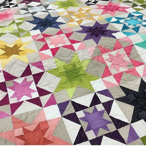 Rising Quilt Pattern by V And Co V And Co Ombre Is Here