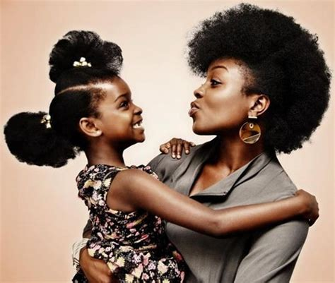 hairstyles for black moms pics 10 heart warming black mother daughter natural