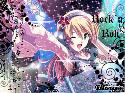 N Anime by Rock 180 N Roll Anime Picture 116274088 Blingee
