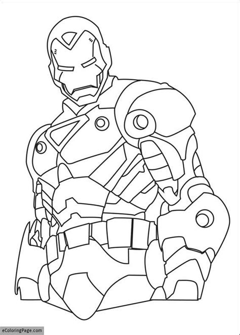 marvel superhero coloring page free coloring pages of marvel super hero