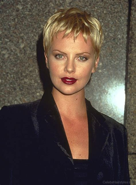 44 Gorgeous Hairstyles Of Charlize Theron