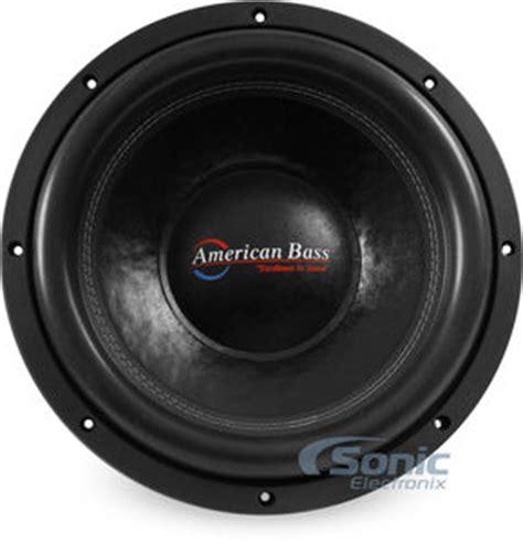 New American Bass Xfl1222 american bass xfl1222 2000w 12 quot dual 2 ohm xfl series subwoofer