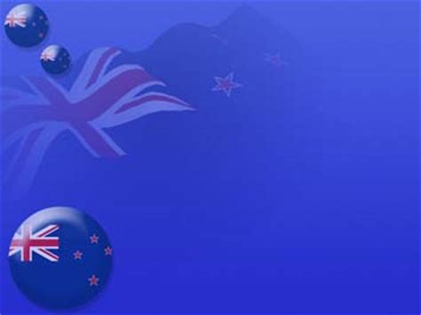 new ppt templates new zealand flag 06 powerpoint templates