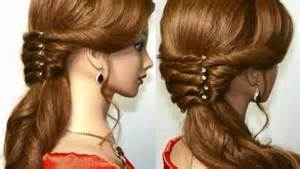 hair style on dailymotion easy and stylish hairstyle video dailymotion