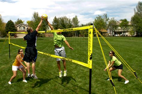 backyard volleyball triyae com backyard volleyball net 28 images triyae