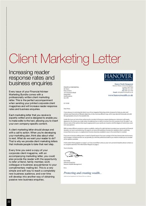 thank you letter to potential client business letter to prospective customer introduction