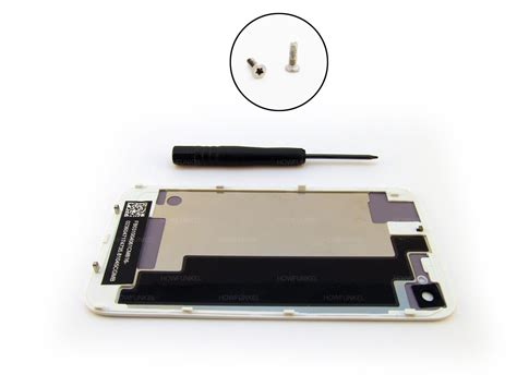 Iphone 4 Cdma Back Model Iphone 5 new iphone 4 back glass battery plate door cdma verizon sprint white a1349 tools ebay