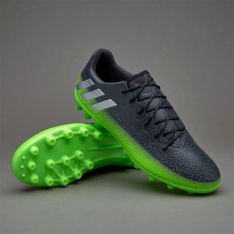Sepatu Bola Adidas Messi 16 Orange Fg Replika Import sepatu bola adidas messi 16 3 ag grey silver metallic