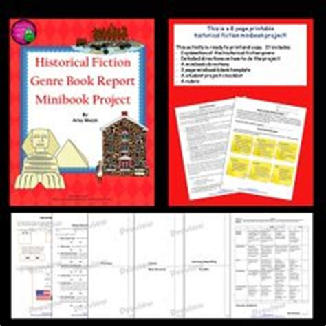 historical fiction book report projects science fiction genre book report profile page