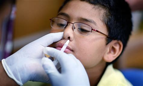 children vaccines flu caign is the government wrong about giving children the nasal