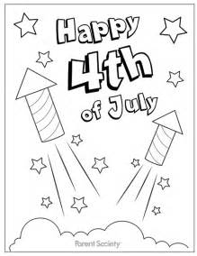 4th of july coloring pages 6 best images of 4th of july coloring printables 4th of