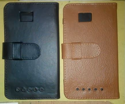 Flip Cover Andromax Q 1 jual leather jual flip cover smatfren andromax