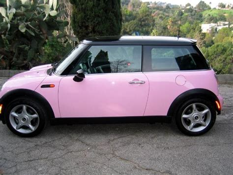 pink mini cooper pastel pink mini cooper cars pinterest pink mini