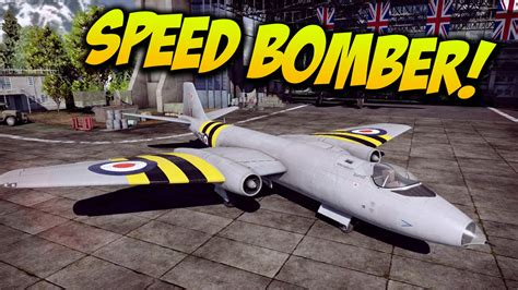 Hey Bomber Rb Bd quot speed bomber quot war thunder rb canberra