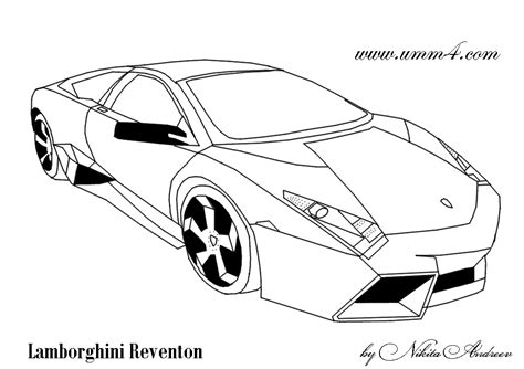 Free Lamborghini Veneno Coloring Pages Printable Lamborghini Coloring Pages