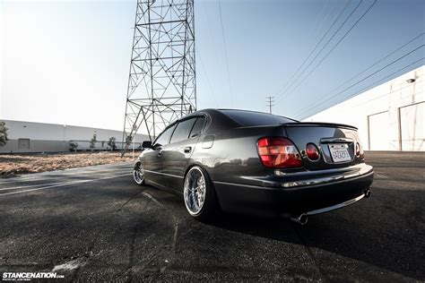 lexus gs300 stance phantom garage usa inifniti m35 lexus gs300