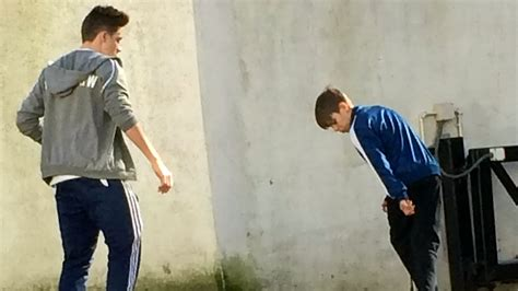romeo beckham house brooklyn and romeo beckham spotted playing football in the