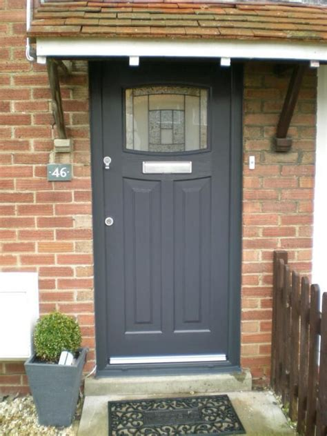 Composite Front Door Styles What S The Difference Between A Upvc And Composite Door