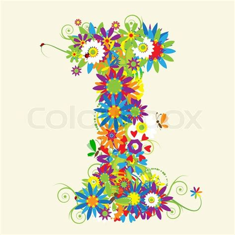 Home Decoration Inspiration by Letter I Floral Design See Also Letters In My Gallery